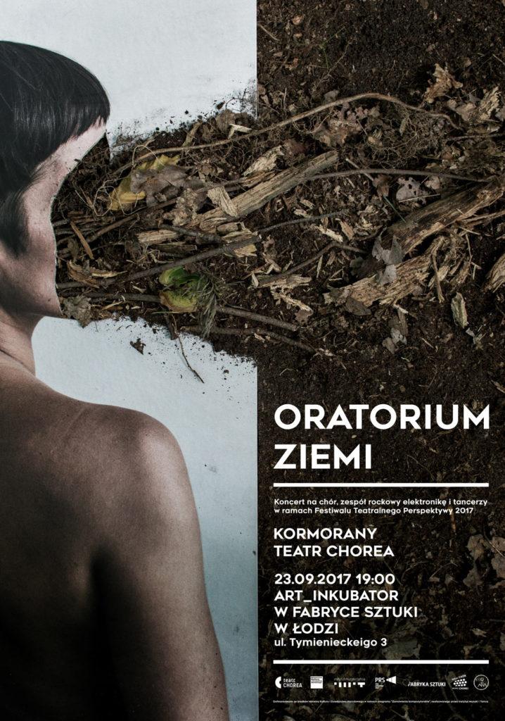 chorea oratorium ziemi art inkubator